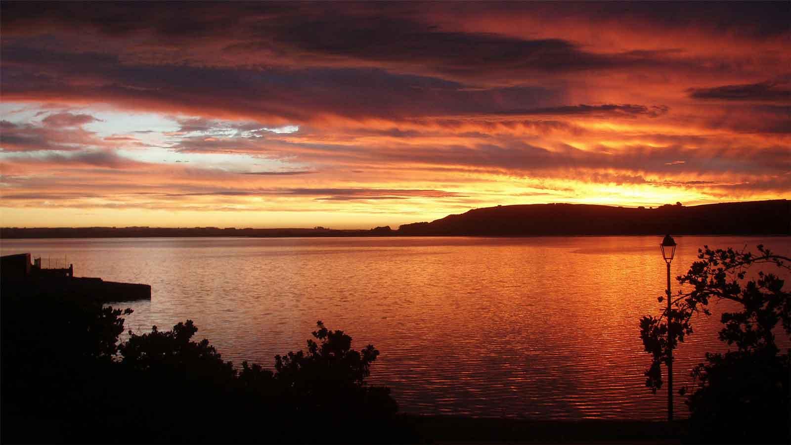 Accommodation Stanley Tasmania - Sunsets